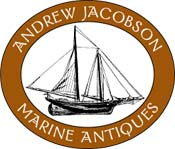 Jacobson Marine Antiques logo